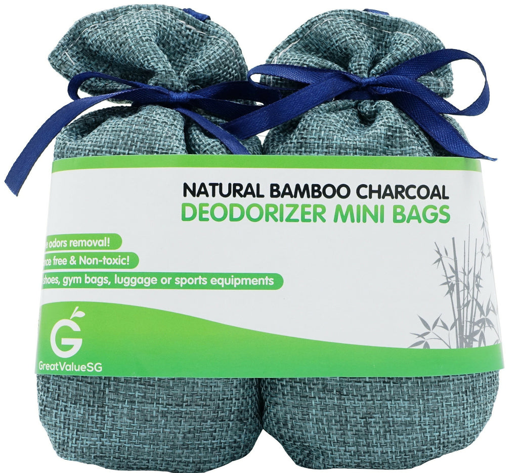 Great Value SG Announces The Launch Of New Bamboo Charcoal Deodorizer Mini Bags