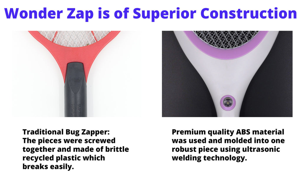 Great Value SG Announces Availability of Special Limited Edition Lavender Purple Wonder Zap Electric Bug Zapper
