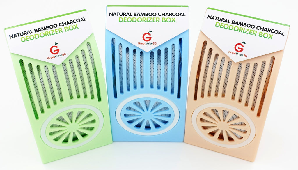 Great Value SG Celebrates Anniversary With Launch Of Bamboo Charcoal Deodorizer Box For Refrigerator