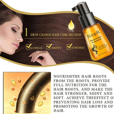 Miraculous Moroccan Hair Essential Oil
