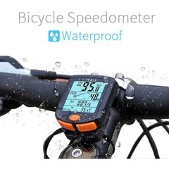 Wireless Multifunction Bicycle Computer