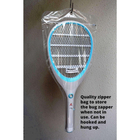 Great Value SG - Electric Bug Zapper - Wonder Zap Electric Bug Zapper Mosquito Bite Fly Swatter for Indoor & Outdoor Pest Control