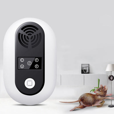 Ultrasonic Insect Pest Repellent
