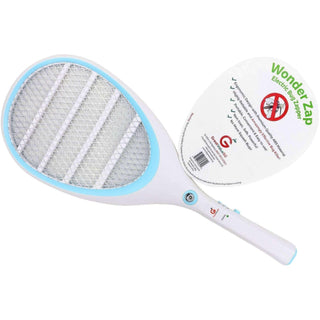 Wonder Zap Electric Bug Zapper Mosquito Bite Fly Swatter for Indoor & Outdoor Pest Control