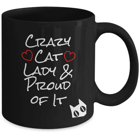 Crazy Cat Lady - Coffee Mug