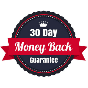 Image of 30 Days Money Back Guarantee