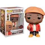 Rocks Pop! Vinyl Figure Notorious B.I.G. with Champagne [153] - Fugitive Toys