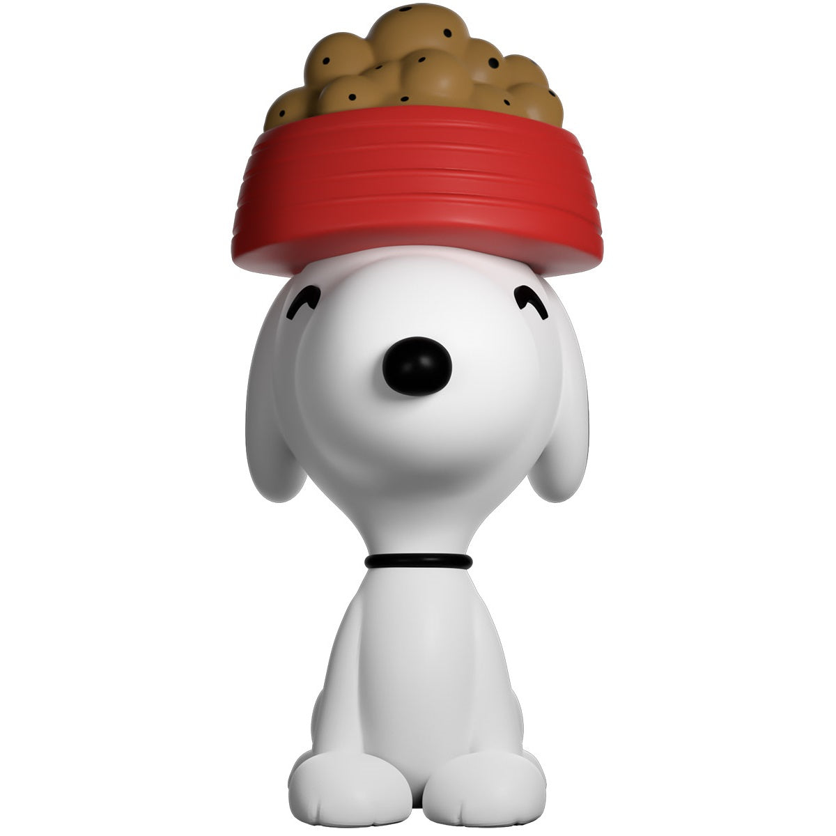 Youtooz Peanuts Vinyl Figure Snoopy with Dog Bowl [2] - Fugitive Toys