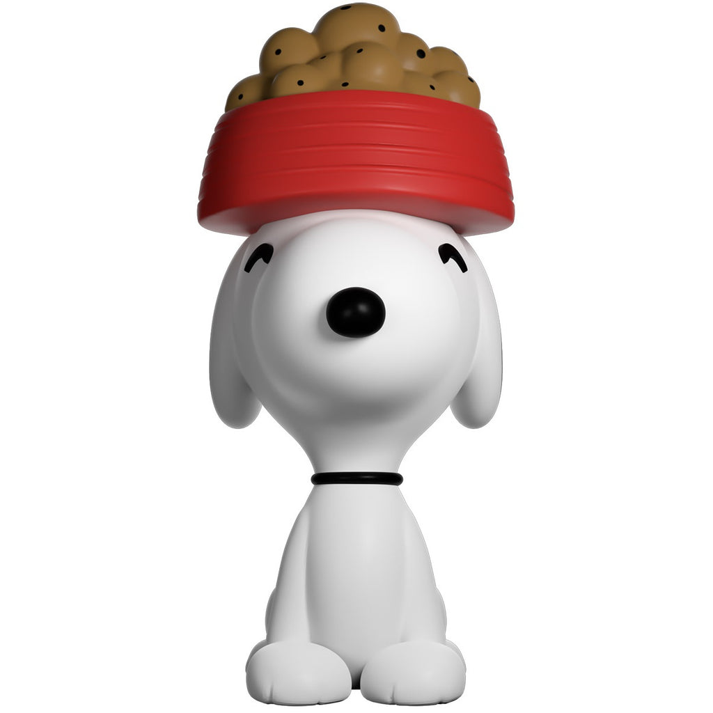 Youtooz Peanuts Vinyl Figure Snoopy with Dog Bowl [2]