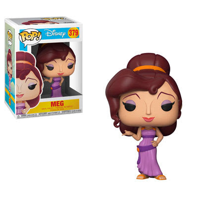 Disney Pop! Vinyl Figure Meg [Hercules] [379]