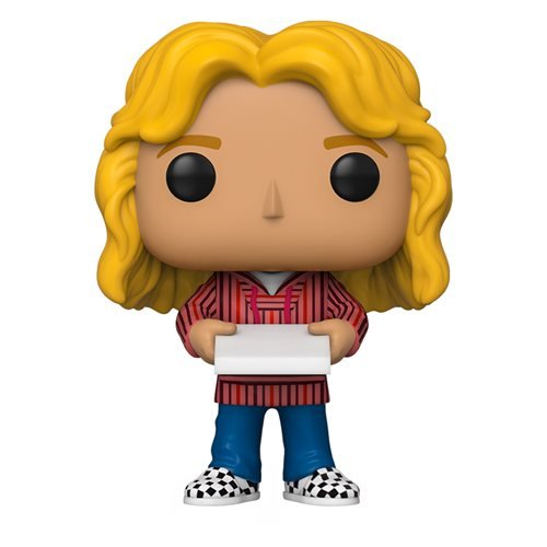 Fast Times at Ridgemont High Pop! Vinyl Figure Jeff Spicoli with Pizza Box [951] - Fugitive Toys