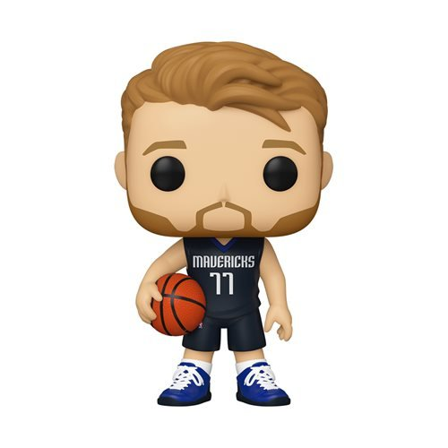NBA Pop! Vinyl Figure Luka Doncic Alternate Jersey (Mavericks) [92]