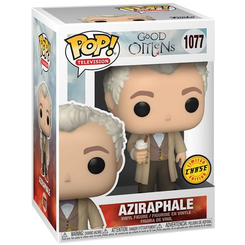 Good Omens Pop! Vinyl Figure Aziraphale with Ice Cream (Chase) [1077]