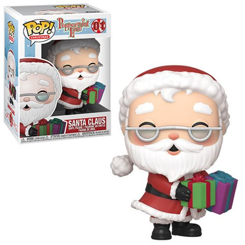 Christmas Pop! Vinyl Figure Peppermint Lane Santa Claus [01]