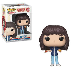 Stranger Things Pop! Vinyl Figure Season 3 Joyce with Magnets [845]