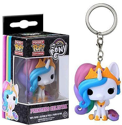 My Little Pony Pocket Pop! Keychain Princess Celestia