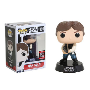 Star Wars Pop! Vinyl Figures Action Pose Han Solo [169]