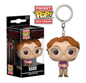 Stranger Things Pocket Pop! Keychain Barb - Fugitive Toys