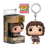 The Lord of the Rings Pocket Pop! Keychain Frodo Baggins - Fugitive Toys