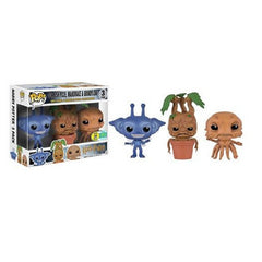 Harry Potter Pop! Minis 3 PK - Cornish Pixie, Mandrake & Grindylow [SDCC 2016 Exclusive]