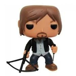 The Walking Dead Pop! Vinyl Figures Biker Daryl Dixon [96]