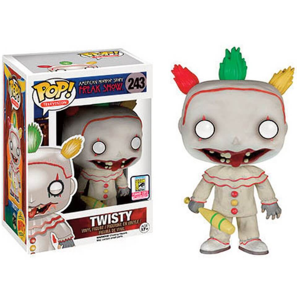 American Horror Story: Freak Show Pop! Vinyl Figure Twisty (Unmasked) (SDCC 2015 Exclusive) [243]