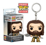 Justice League Pocket Pop! Keychain Aquaman - Fugitive Toys