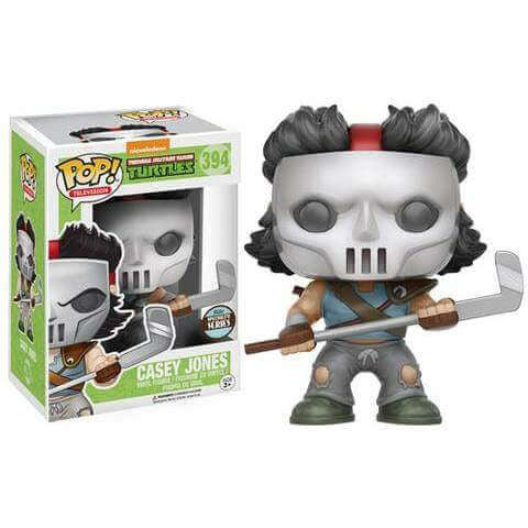 Teenage Mutant Ninja Turtles Pop! Vinyl Casey Jones [Specialty Series]