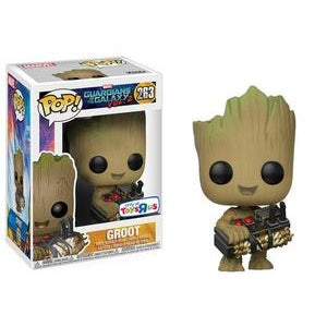 Guardians of the Galaxy 2 Pop! Vinyl Figures Groot with Bomb [263]