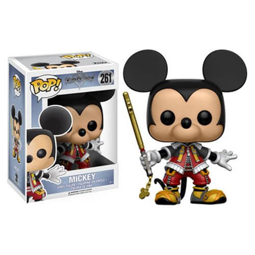 Disney Pop! Vinyl Figure Mickey [Kingdom Hearts]