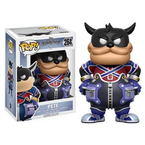 Disney Pop! Vinyl Figure Pete [Kingdom Hearts]
