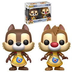 Disney Pop! Vinyl Figure Chip & Dale 2-Pack [Kingdom Hearts]