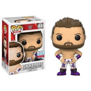 WWE Pop! Vinyl Figure Zack Ryder (NYCC 2017 Exclusive) [44]