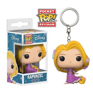 Tangled Pocket Pop! Keychain Rapunzel - Fugitive Toys