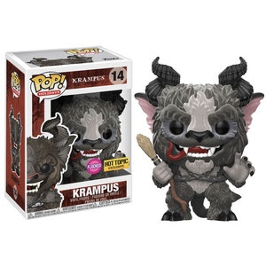 Krampus Pop! Vinyl Figures Flocked Krampus [14]