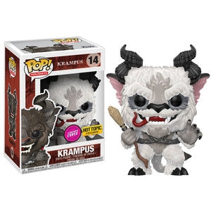 Krampus Pop! Vinyl Figures Flocked Snow Krampus [14]