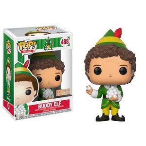 Elf Pop! Vinyl Figures Buddy Elf Snowballs [488]