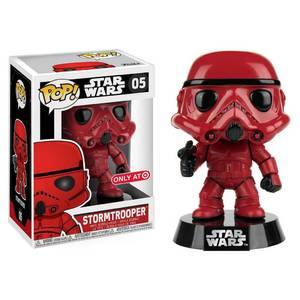 Star Wars Pop! Vinyl Figures Red Stormtrooper [5]