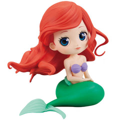 Disney Q Posket The Little Mermaid Ariel (Normal Version) - Fugitive Toys