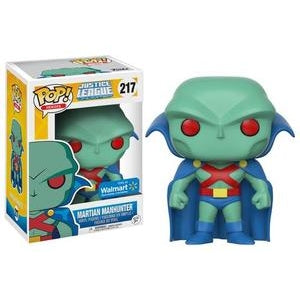 Justice League Unlimited Pop! Vinyl Figures Animated Martian Manhunter [217]