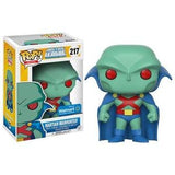 Justice League Unlimited Pop! Vinyl Figures Animated Martian Manhunter [217] - Fugitive Toys