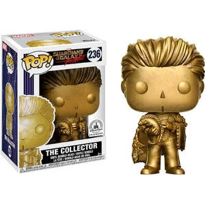 Guardians of the Galaxy: Mission Breakout! Pop! Vinyl Figures Gold The Collector [236]
