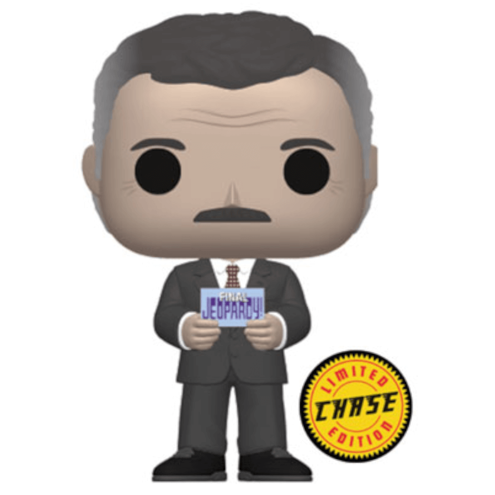 Jeopardy Pop! Vinyl Figure Alex Trebek (Chase)