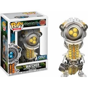 Horizon Zero Dawn Pop! Vinyl Figure Watcher (Glow in the Dark) [260] - Fugitive Toys