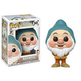 Snow White and the Seven Dwarfs Pop! Vinyl Figures Bashful [341] - Fugitive Toys