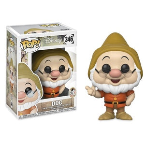 Snow White and the Seven Dwarfs Pop! Vinyl Figures Doc [346]