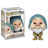 Snow White and the Seven Dwarfs Pop! Vinyl Figures Sleepy [343] - Fugitive Toys