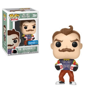 Hello Neighbor Pop! Vinyl Figure The Neighbor (with Glue) [264] - Fugitive Toys