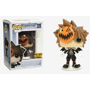 Kingdom Hearts Pop! Vinyl Figures Halloween Town Sora [328]