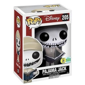 The Nightmare Before Christmas Pop! Vinyl Figure Pajama Jack (SDCC 2016) [205]